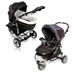 Carucior 2 in 1 Kiddy...
